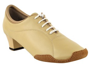 CD1121 Split Sole Nude Leather