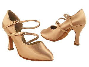 PP201 Tan Satin
