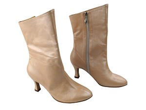 VFBoot PP205A Ankle Boot Light Tan Light Leather