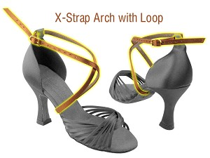 X-Strap Arch with loop
