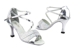 1659 107 Silver Scale_Silver Leather_H