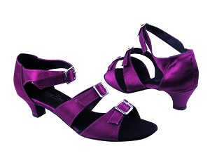 1679 111 Purple Satin
