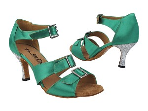 1679LEDSS 75 Green Satin