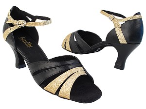 1680 Black Leather_FB2S_B_H_125 Gold Stardust_F2S_S