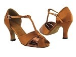6006 236 Dark Tan Satin_206 Ultra Copper_X