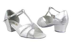 6016 119 Silver Leather