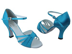 6030 230 Light Blue Satin