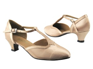 9627 135 Light Brown Satin