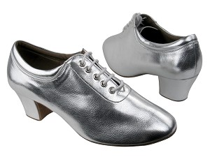 C2601 BA32 Silver Leather