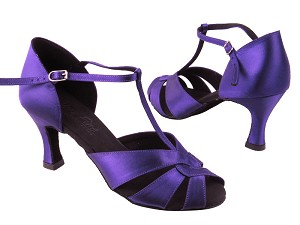 C6006 Purple Satin