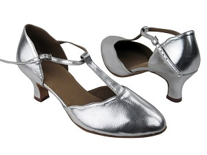 C6819 BA32 Silver Leather