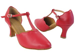 C6819 Red Leather