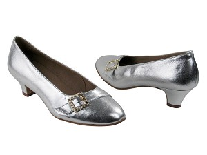 C6904 BA32 Silver Leather