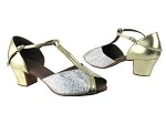 S2804 BF28 Silver Scale_BA31 Gold Leather