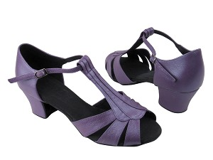 S2806 BC14 Light Purple Light Leather