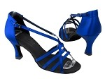 S9279 BD68 Gem Blue Satin