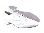 2504 White Patent_Whole Shoes
