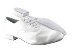 919101 White Satin_White Sole