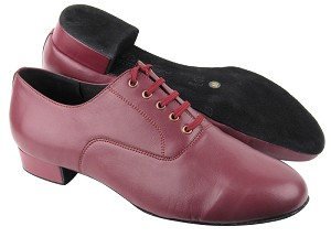 C919101 BB11 Burgundy Leather