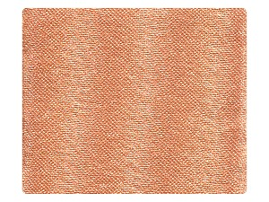 193 Tan Satin Fabric Swatch