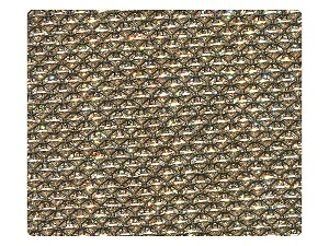 276 Champagne Glitter Fabric Swatch