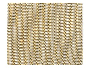 94 Gold Mesh Fabric Swatch