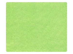 77 Light Green Satin Fabric Swatch