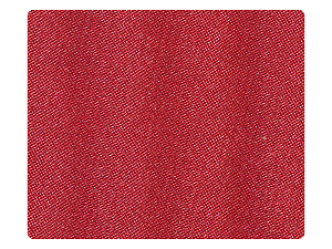 139 Dark Red Satin Fabric Swatch