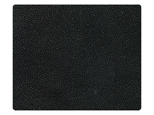 216b Black Nanofiber Faux Leather