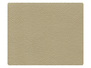 219 Beige Nanofiber Faux Leather Fabric Swatch