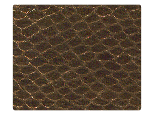 88 Snake Copper Fabric Swatch