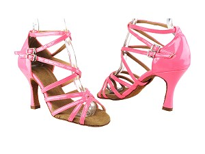 "SERA5008 Fluorescent Pink with 3"" heel in the photo"